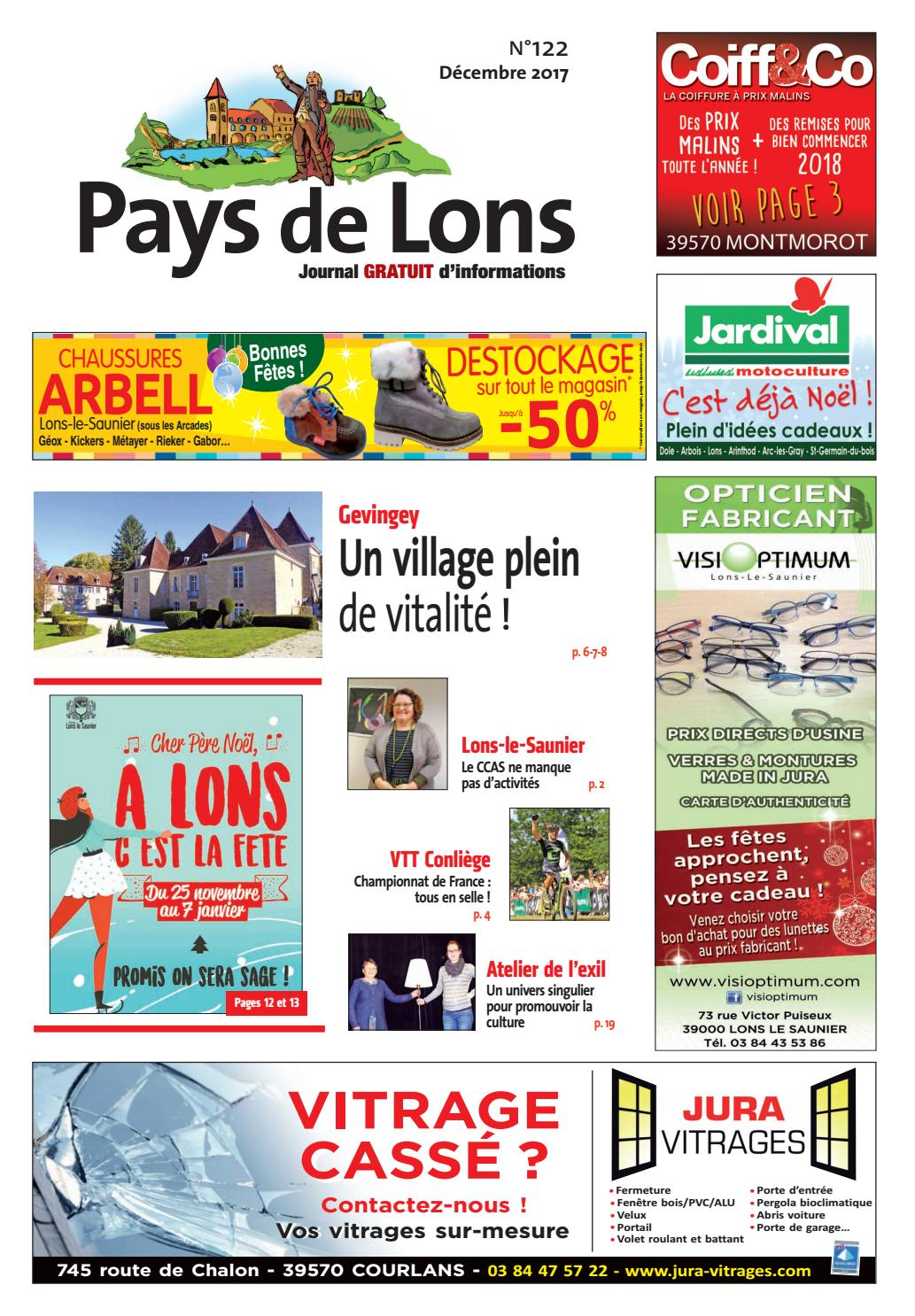 Pays de Lons 122 by PAOH - issuu 8b0c5e54a51