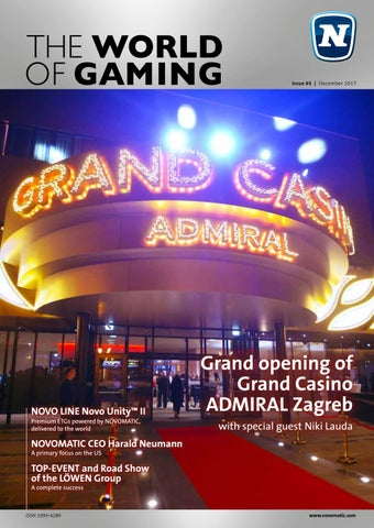 NOVOMATIC® – THE WORLD OF GAMING / issue 67 (english & german) by ...