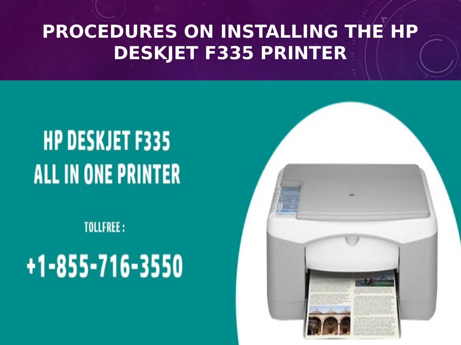 HP PRINTER F335 TREIBER WINDOWS 7