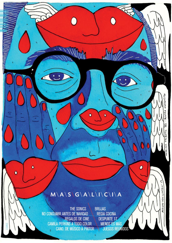 M/A/S/G/A/L/I/C/I/A 35 by MAS\\GALICIA galician + new spanish culture ...