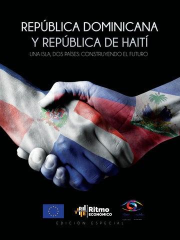 República Dominicana Y República De Haíti By Ritmo Economico