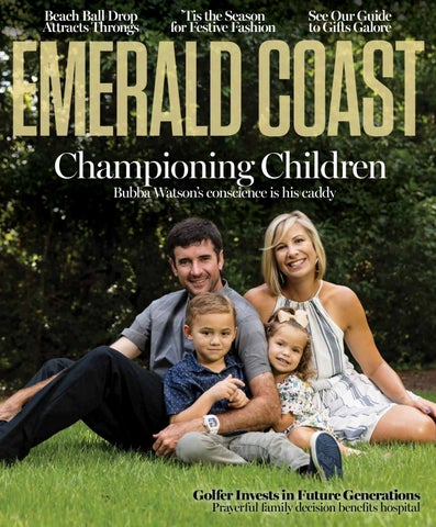 dc2d43466c56 Emerald Coast Magazine- December January 2017 by Rowland Publishing ...