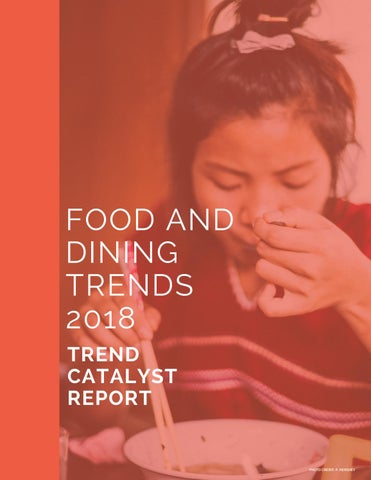 Page 34 of 2018 food and dining trends