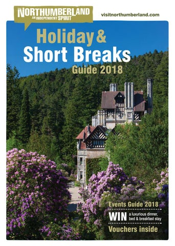 f8c219f39 Northumberland Holiday and Short Breaks Guide 2018 by Northumberland ...