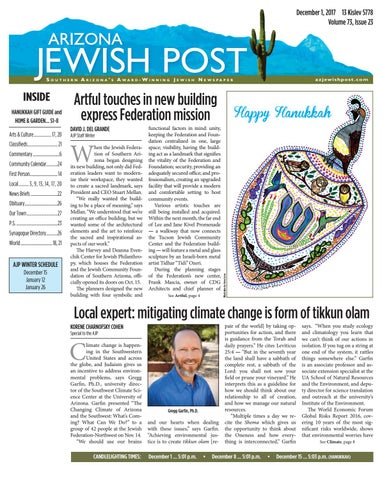 Arizona Jewish Post 12.1.2017