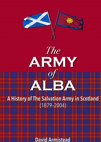 42b5de25e0e The Army of Alba  A History of The Salvation Army in Scotland by The ...