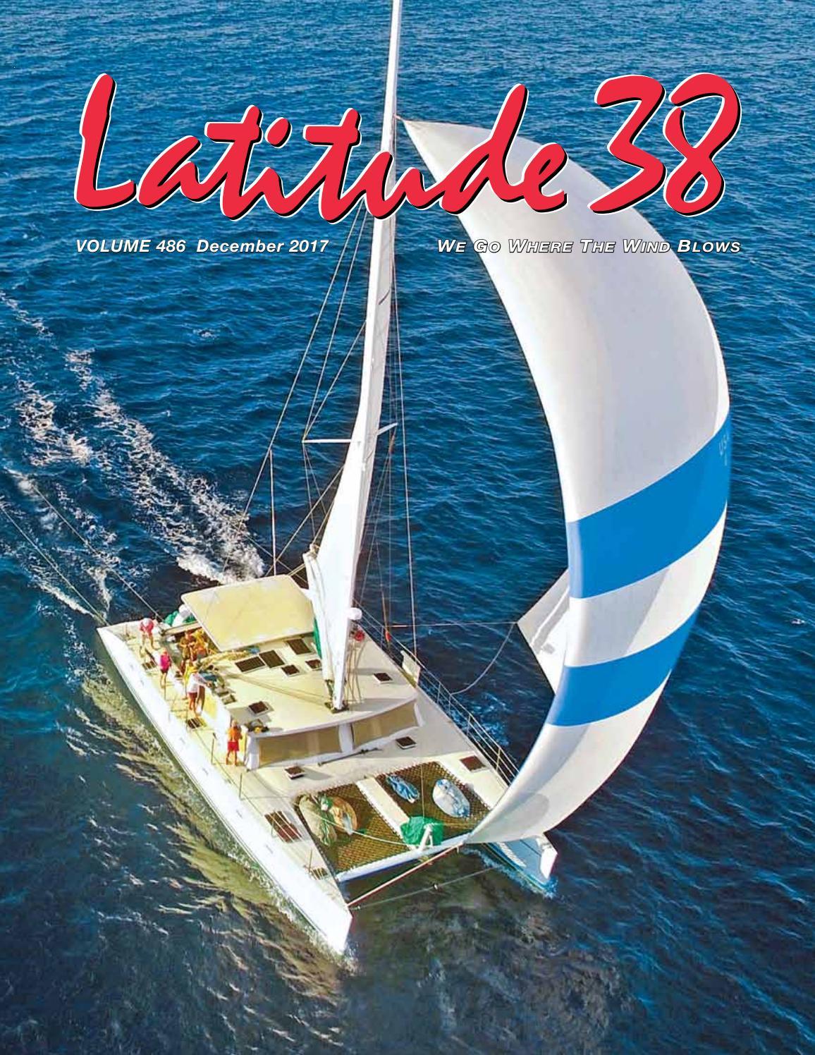 Latitude 38 Dec 2017 By Media Llc Issuu Fm Radio Pcb Circuit Boardam Circuitlead Free