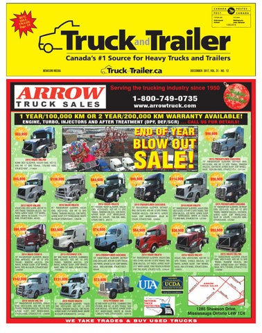 Truck and Trailer December 2017 by Annex Business Media issuu