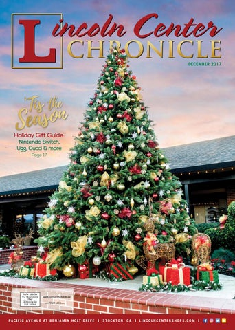 65892f70f61 Lincoln Center Chronicle December 2017 by Lincoln Center - issuu