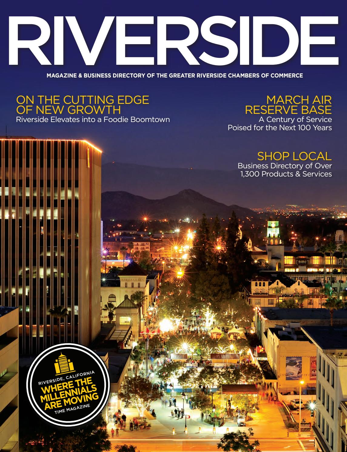 87185247f275ed Greater riverside chambers of commerce magazine   business directory 2018  web edition by Chamber Marketing Partners