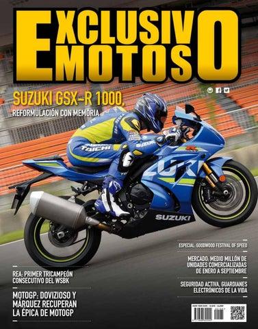 EXM 164 - NOVIEMBRE 2017 by Exclusivo Motos - issuu 78813779768