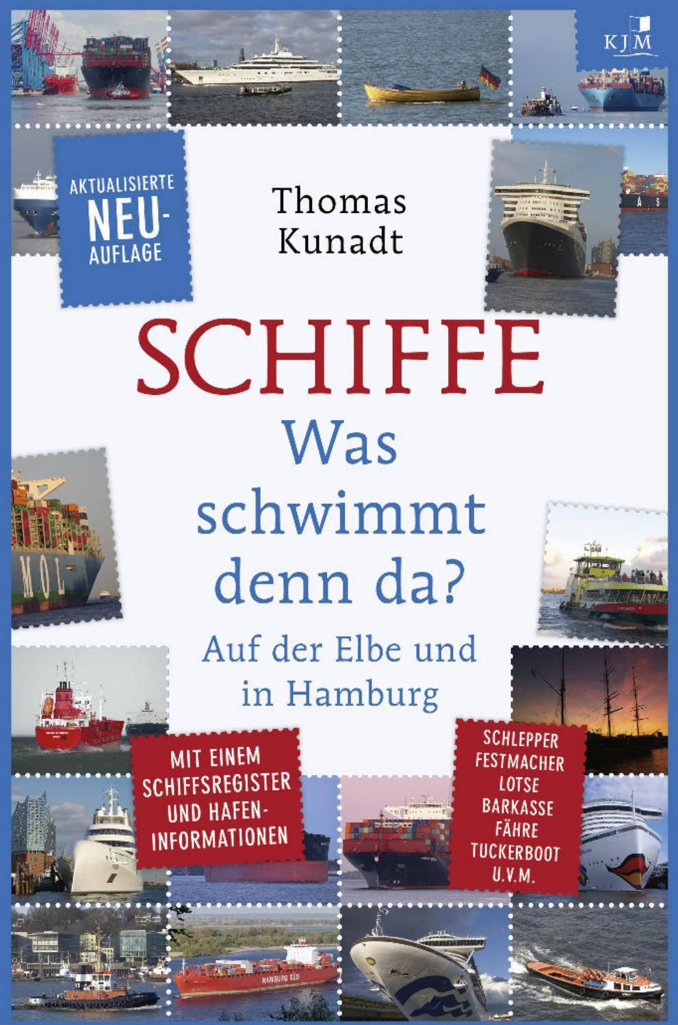 Thomas Kunadt: Schiffe. Was schwimmt denn da? (Vorschau) by Klaas ...