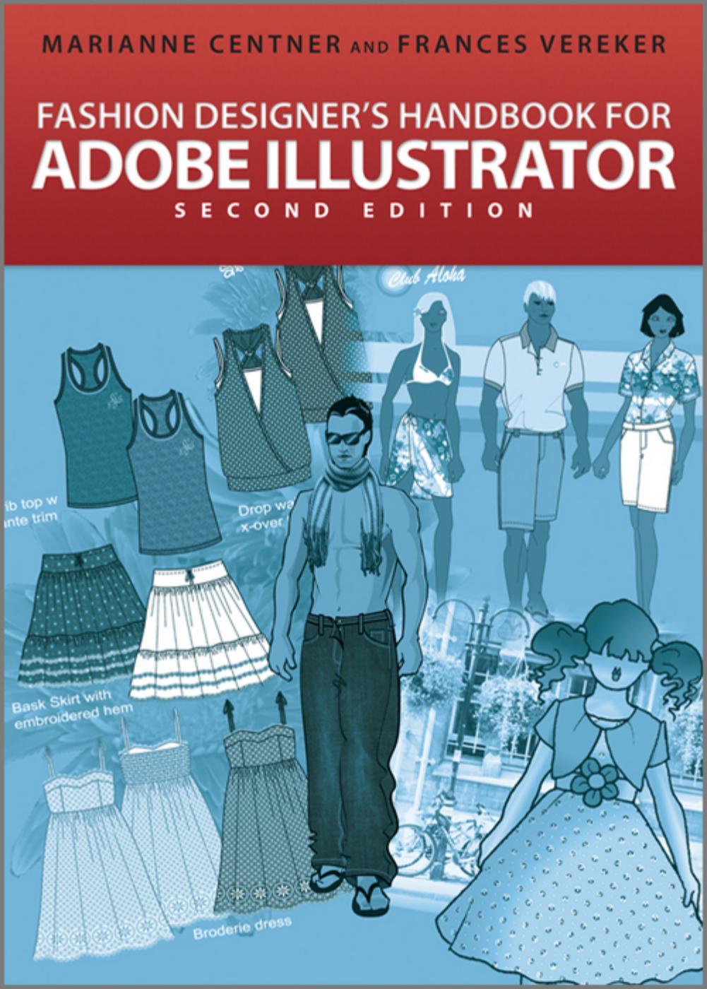 Bb Fashion Designers Handbook For Adobe Illustrator By Franck Blau Issuu