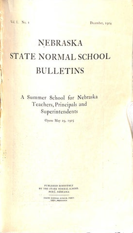 af2036c5d5c1 1904 December catalogue of the State Normal School of Nebraska ...