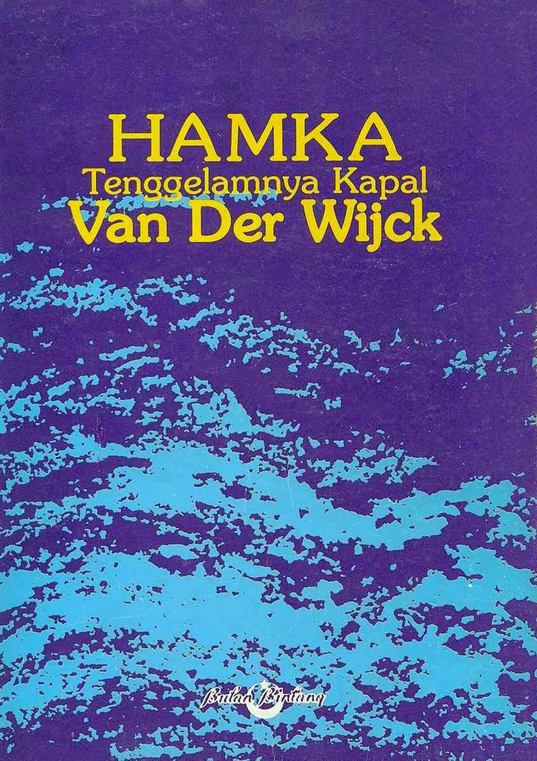 Tenggelamnya Kapal Van Der Wijck Hamka By Kruntil Issuu