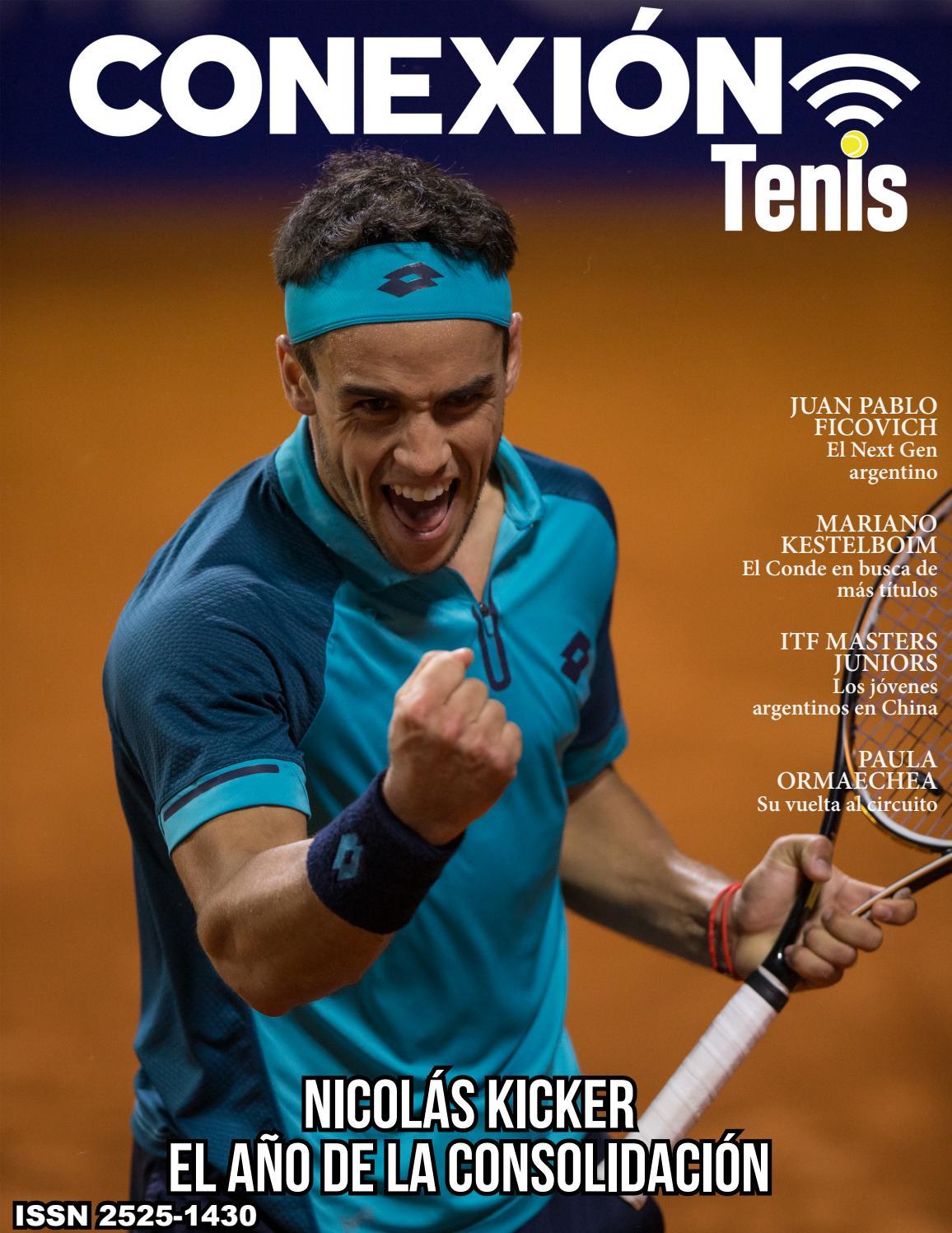 Conexión tenis nº6 by Conexión Tenis - issuu
