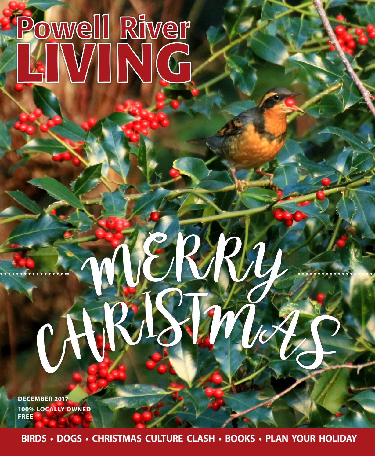 Powell River Living December 2017 by Sean Percy - issuu
