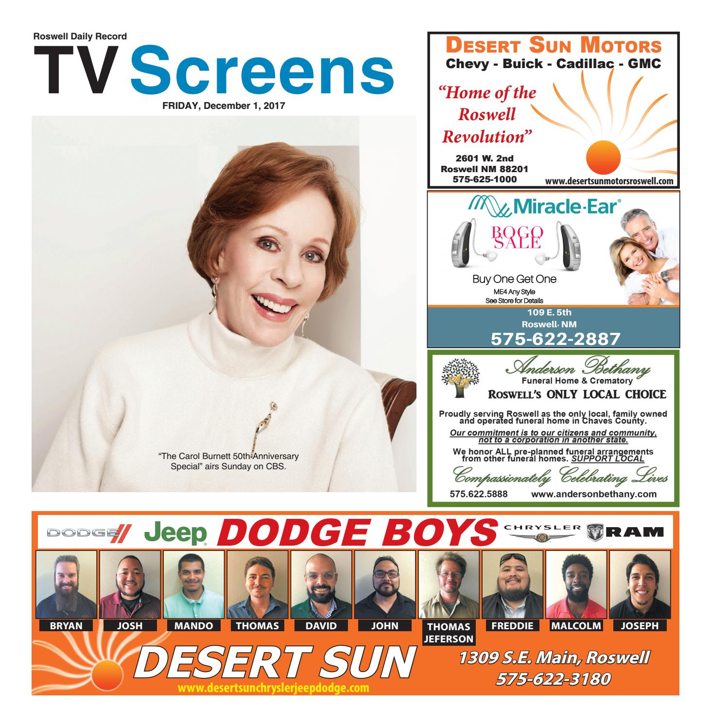 Screens 12 1 17 by Roswell Daily Record - issuu
