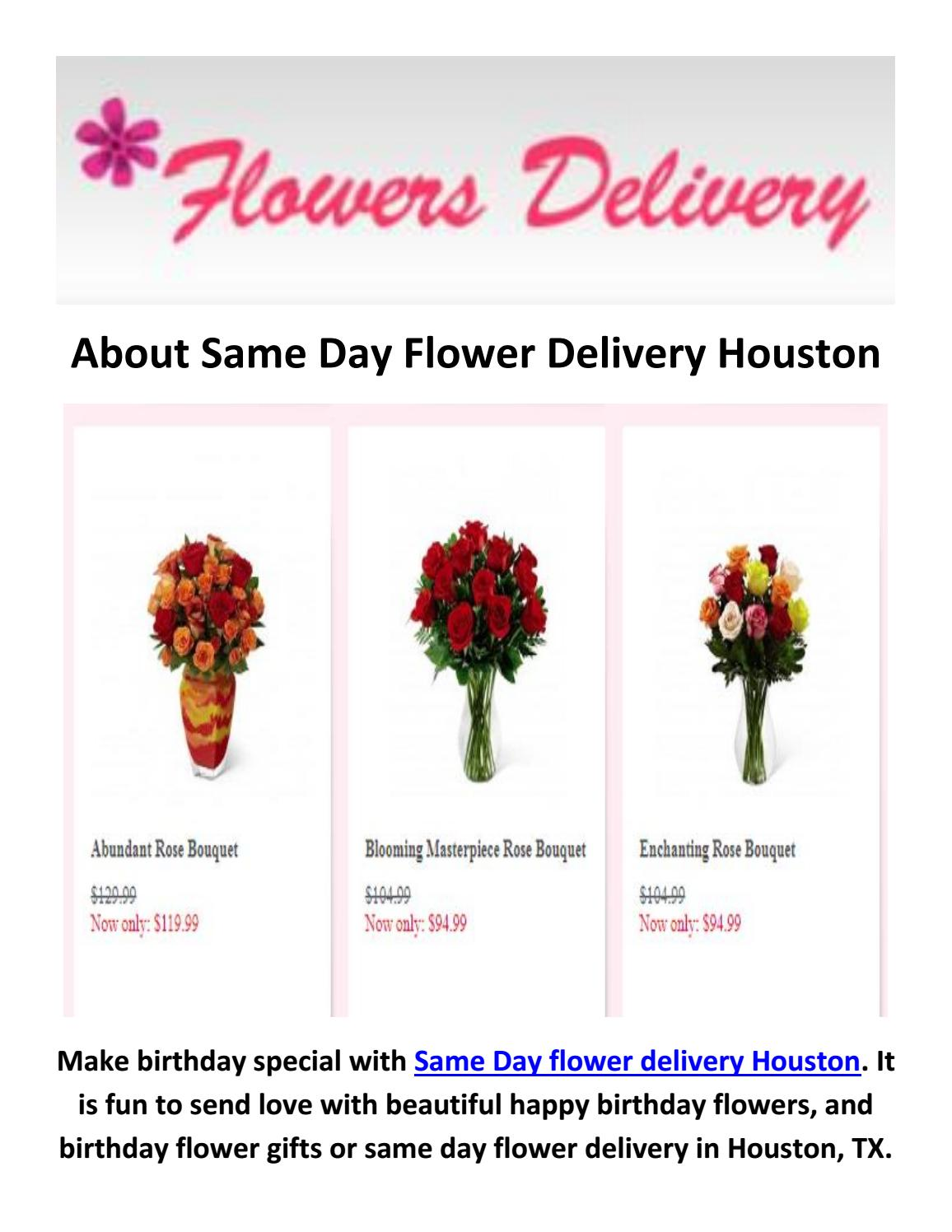 Cheap best flower delivery in houston tx 832 648 3845 by same cheap best flower delivery in houston tx 832 648 3845 by same day flower delivery houston issuu izmirmasajfo