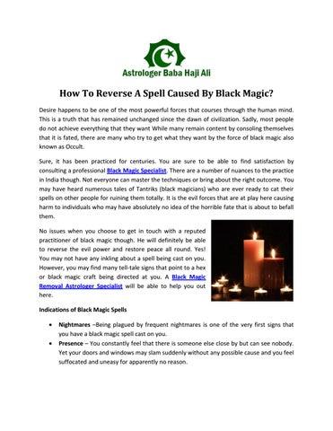 Black magic specialist in ajmer by babahajiali2 - issuu