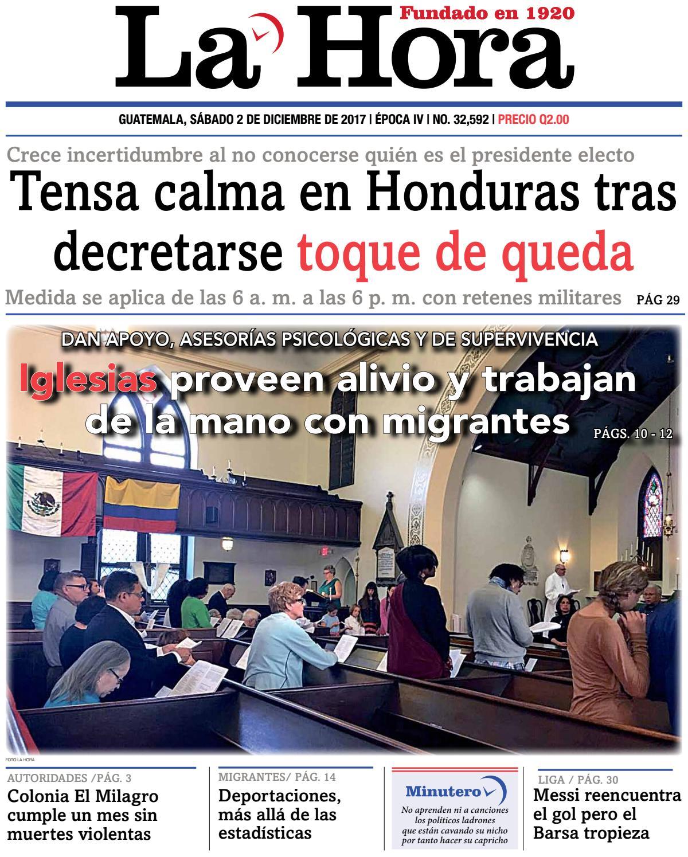 La Hora 02-12-2017 by La Hora - issuu