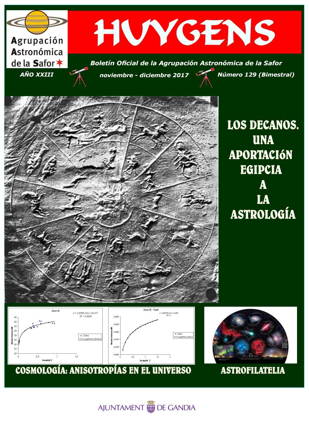 Huygens 129 by Agrupacion Astronómica de la Safor - issuu