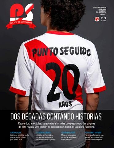 47b121e92d Punto Seguido Ed. 73 (2017-02)  PS73