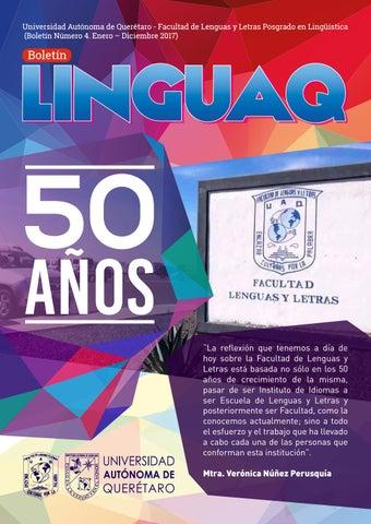 Boletin Linguaq 4 1 By Jonathan Escobar Issuu