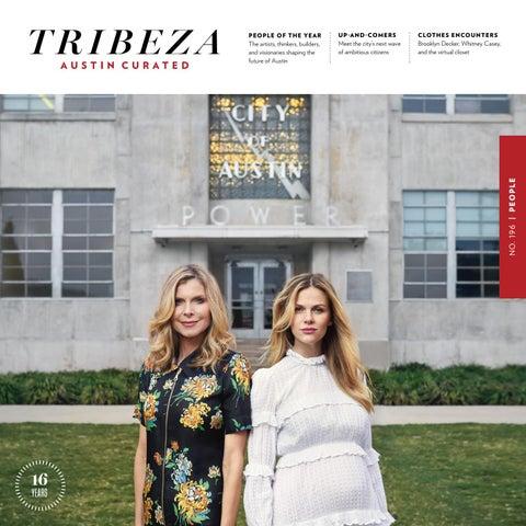 Tribeza December 2017 By Tribeza Austin Curated Issuu
