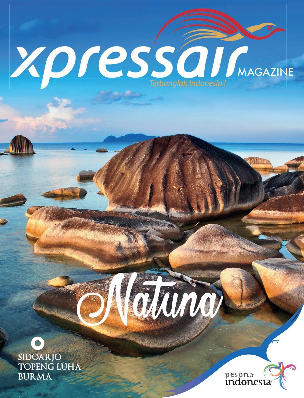 Xpress Air Inflight Magazine Desember 2017 By Xpress Air Inflight Issuu