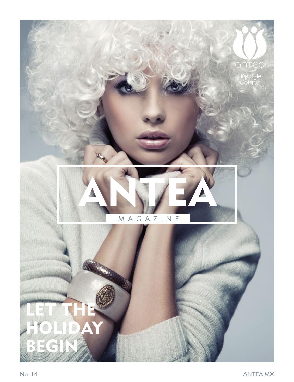 5132f51407 ANTEA MAGAZINE  14 - INVIERNO 17 18 by QUATRO GLOBAL MEDIA - issuu