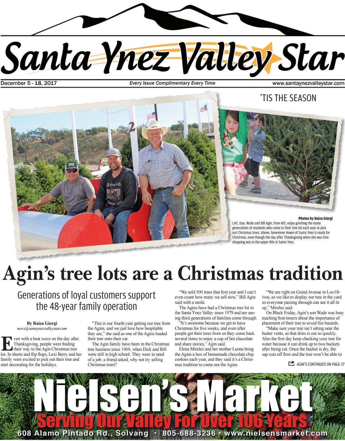 Santa Ynez Valley Star December A 2017 by Santa Ynez Valley Star - issuu