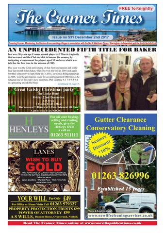 The Cromer Times
