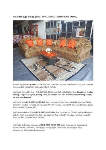 1 sofa solo