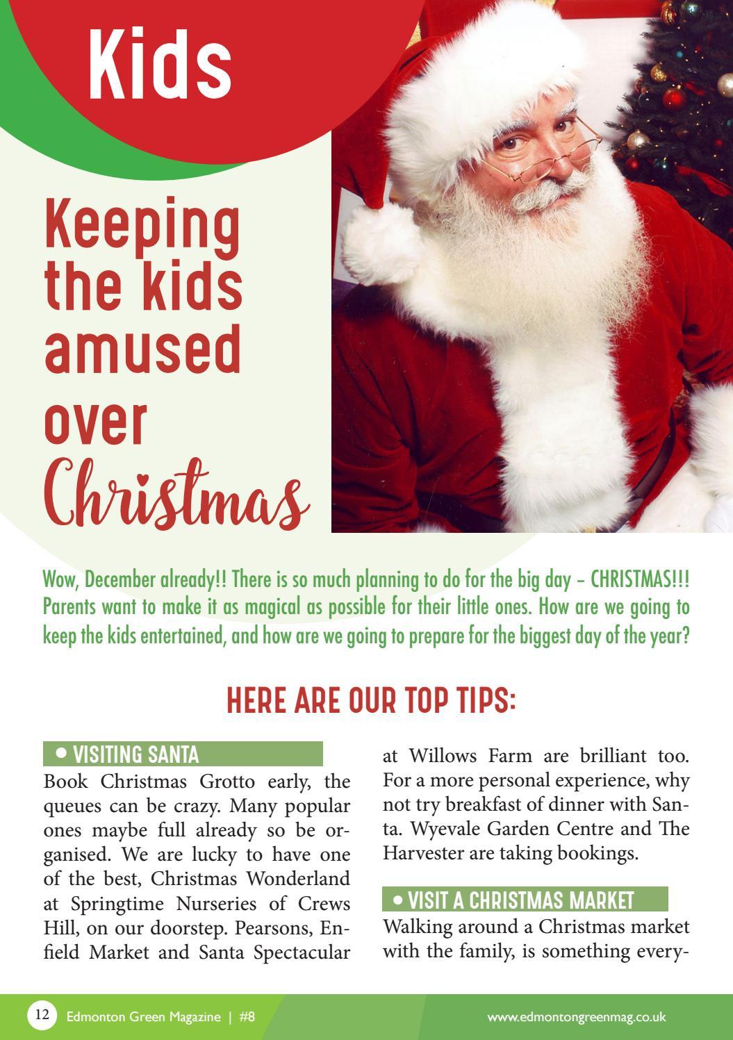 8 December Edmonton Green Magazine By Edmonton Green Magazine