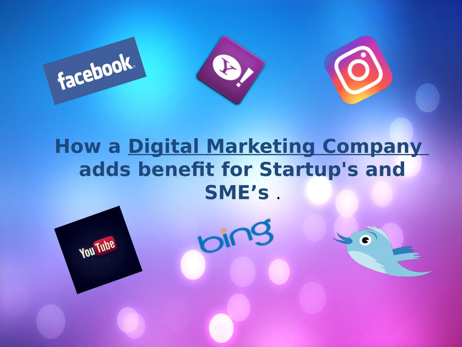 Digital marketing ppt by adhithyag007official - issuu