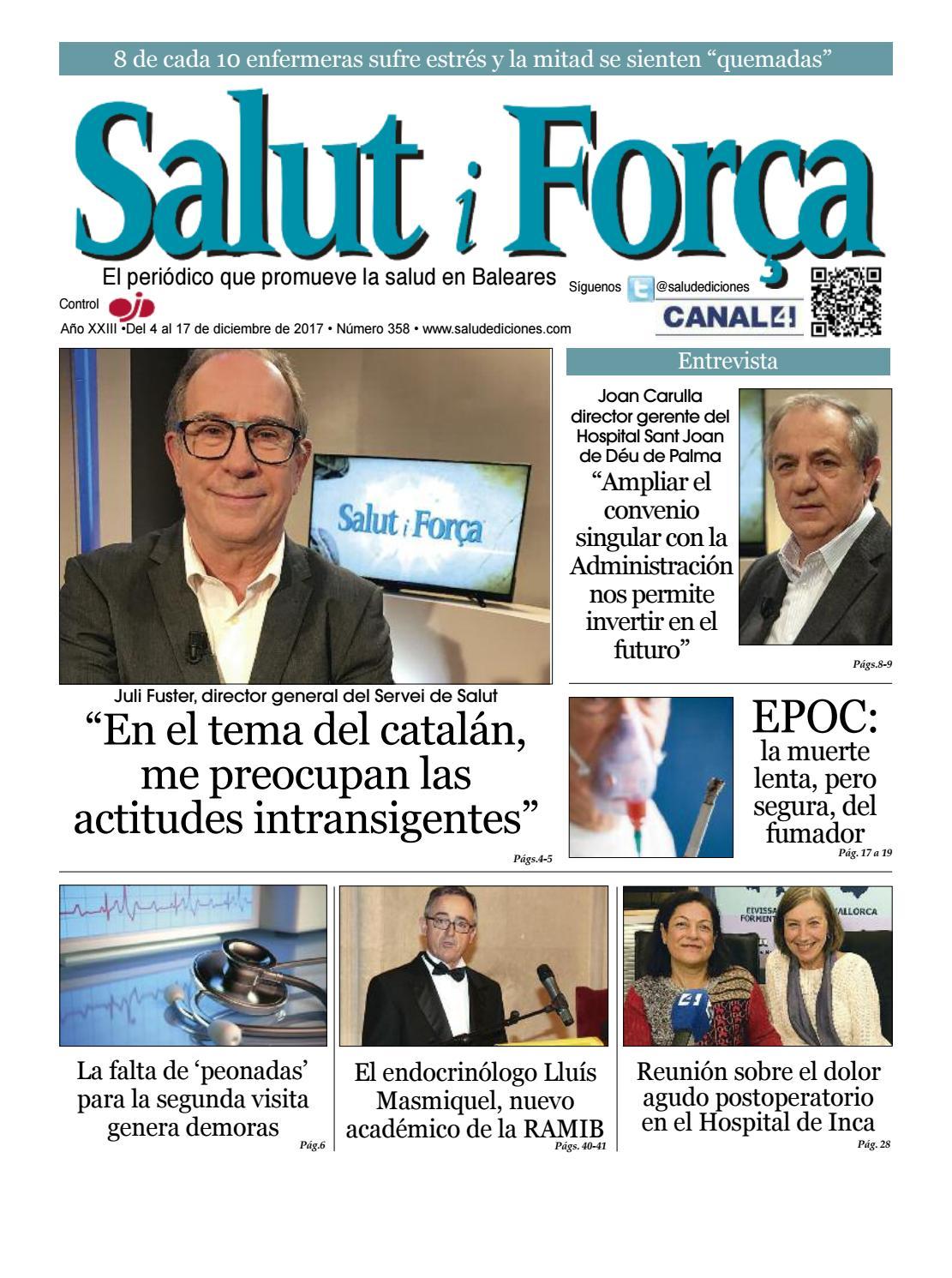 358 Salut i Força Baleares by Salud Ediciones - issuu