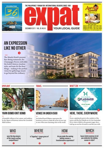 343523f490 EXPAT NEWSPAPER DECEMBER 2017 by Expat Communications - issuu