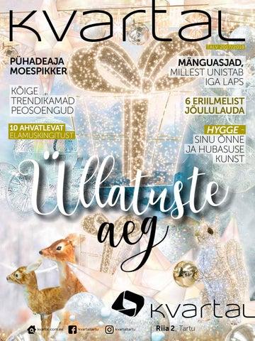 41be1452d9a Kvartal talv 2017 by Ekspress Meedia - issuu