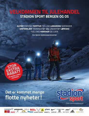 dfcec902 S. Endeve Sport - Julekatalog 2018 by Stadion AS - issuu
