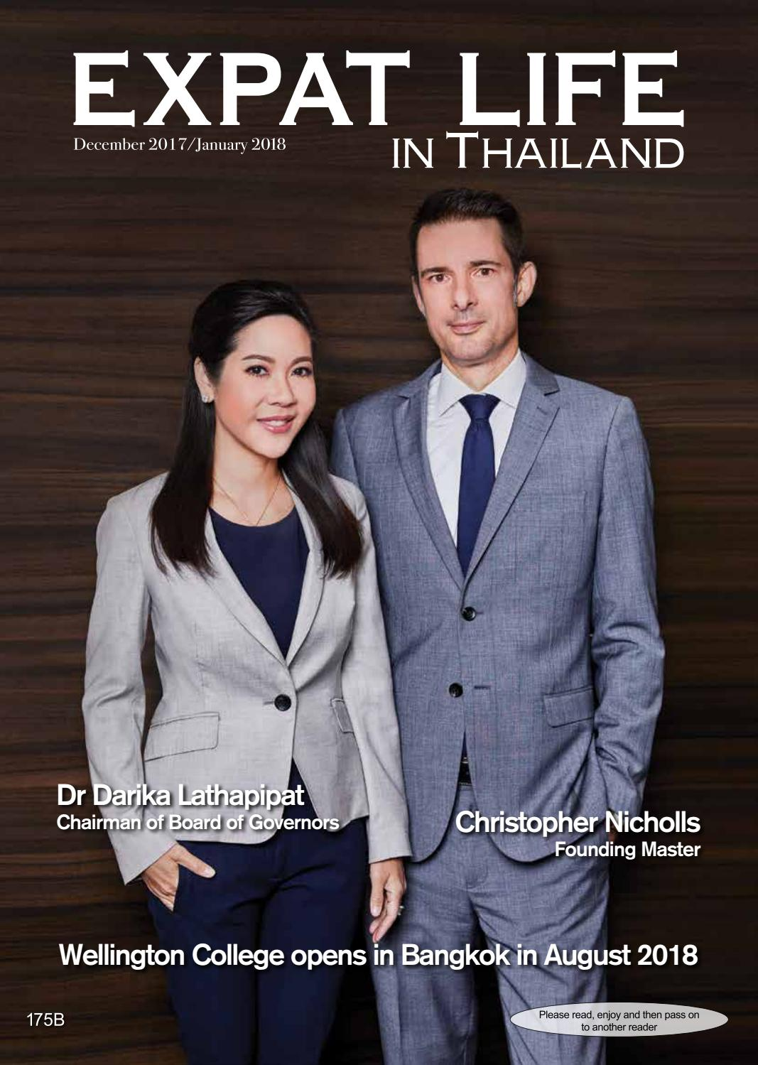 Expat Life in Thailand December/January 2018 by Expat Life - issuu