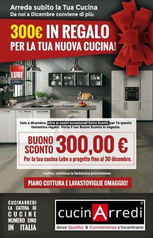 300€ in regalo per la Tua Cucina by Cucinarredi - issuu