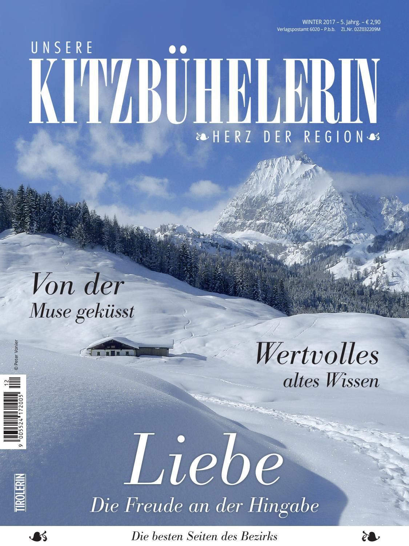 Unsere KITZBÜHELERIN Winter 2017 Gesamt by Bundesländerinnen - issuu
