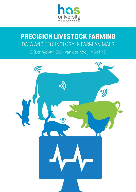 precision livestock farming data and technology in farm