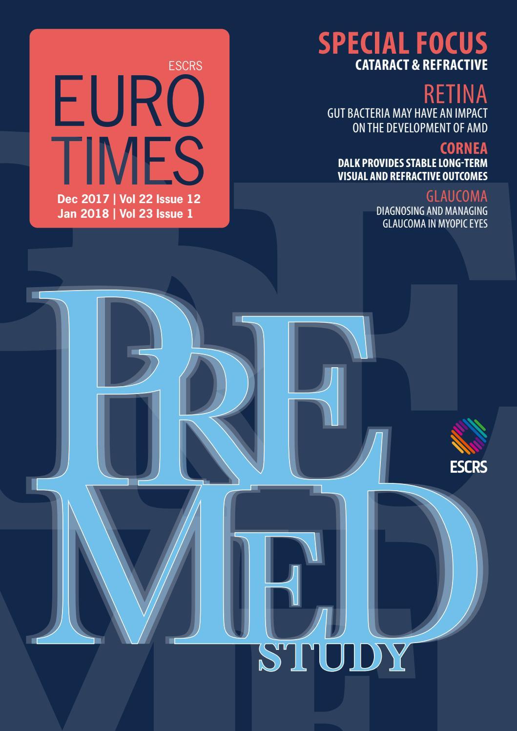 EuroTimes Dec 2017 - Vol 22 Issue 12 | Jan 2018 - Vol 23