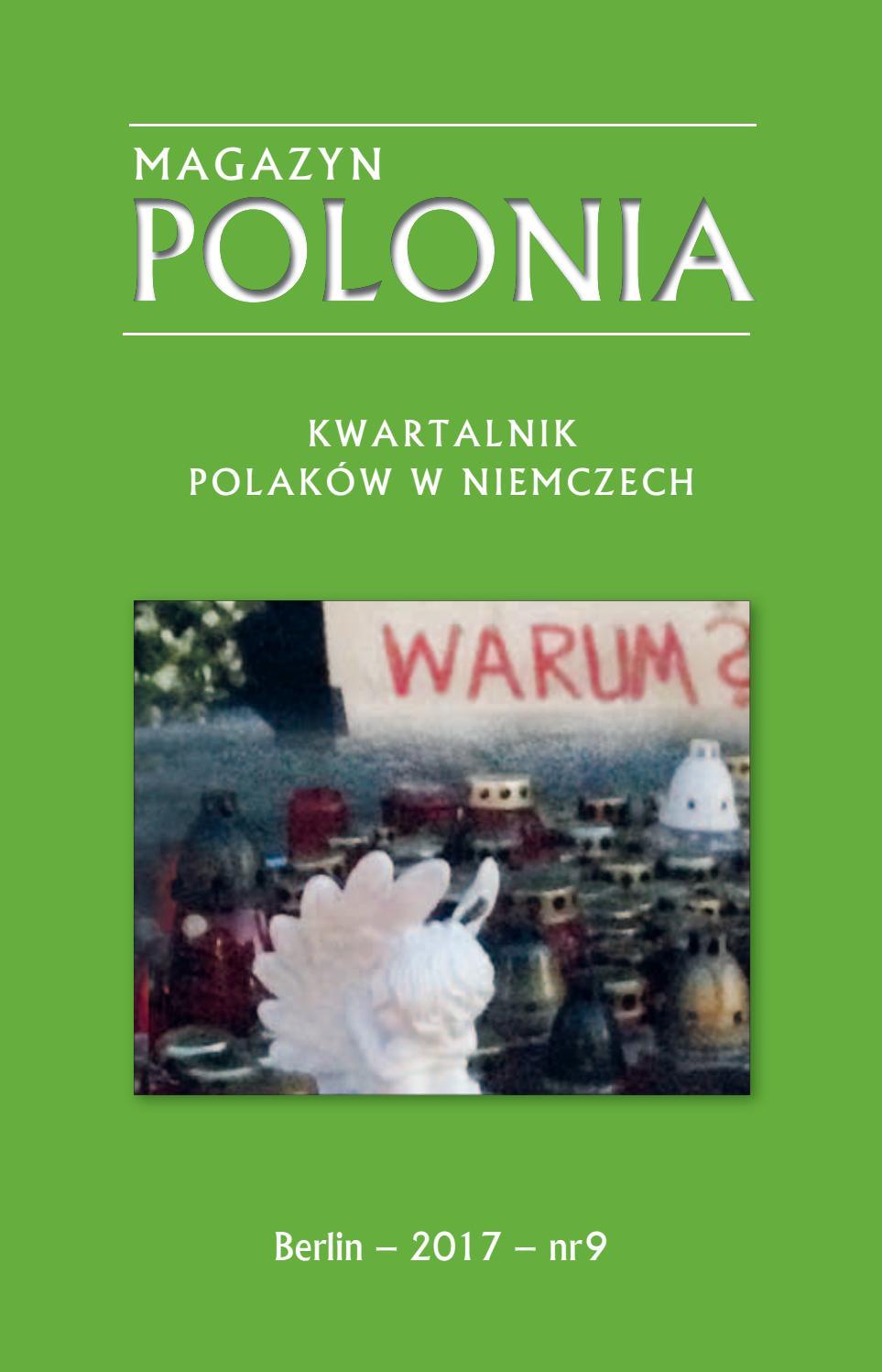 98df00524b Kwartalnik polonia nr9 by dariusz22 - issuu