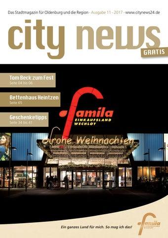 Cn11 2017 By Citynews Oldenburg Issuu