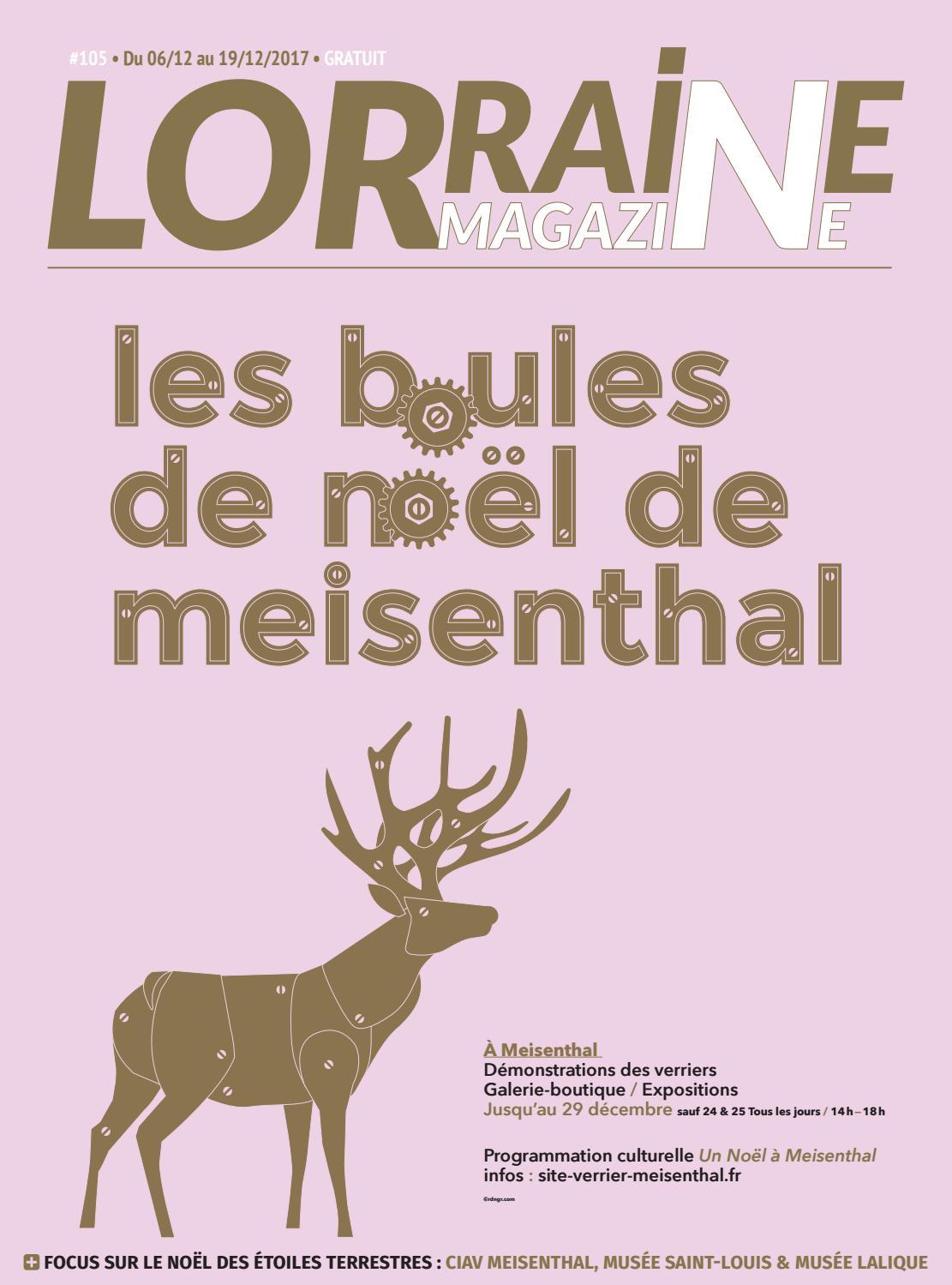 Menu Reveillon De Noel Cora.Lorrainemag 105 By Lorraine Magazine Issuu
