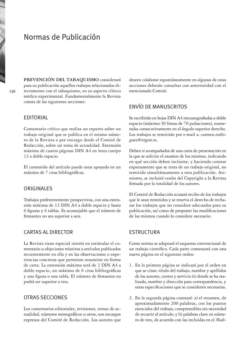 Revista Prevención del tabaquismo julio-septiembre 2017 by SEPAR - issuu