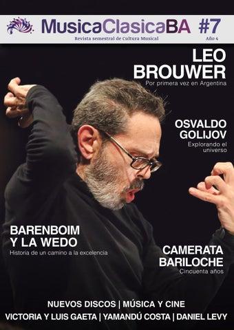 Revista Músicaclasicaba 7 By Musicaclasicaba Issuu